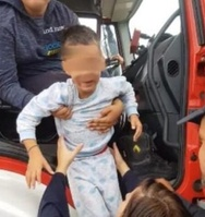 Μεσολόγγι: Εγκλωβίστηκαν παιδιά από τη νεροποντή