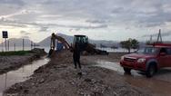 Πάτρα: Σε επαγρύπνηση τα συνεργεία των εργαζομένων του Δήμου