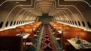 Το αεροπλάνο που έγινε pop-up εστιατόριο λόγω... κορωνοϊού (video)