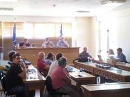 Σπύρος Μυλωνάς: Γόνιμη συνάντηση με τον Εμπορικό Σύλλογο