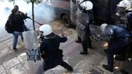 Επεισόδια στο πανεκπαιδευτικό συλλαλητήριο στο κέντρο της Αθήνας