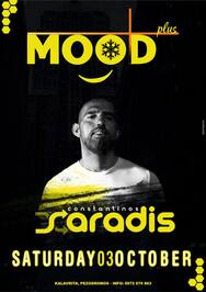 Saradis at Mood Plus