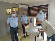 Τέσσερις νέοι Δόκιμοι Υπαστυνόμοι από την Αχαΐα κατατάχθηκαν στο Σώμα της ΕΛ.ΑΣ.