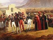 'Η συμφωνία παράδοσης της πόλης των Πατρών στον γαλλικό στρατό την 4η Οκτωβρίου 1828'