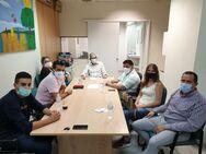 Π.ΟΜ.ΑμεΑ Δ.Ε. & Ν.Ι.Ν.: Συνάντηση με Βουλευτή Αχαΐας, Τσιγκρή Άγγελο