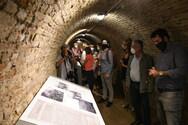 Πάτρα - Μαθαίνοντας την νεότερη ιστορία της πόλης, μέσα από το καταφύγιο (φωτο)