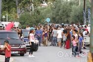 Σοβαρά επεισόδια στην Καλαμάτα μετά το θάνατο 18χρονου Ρομά