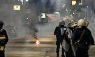 Πορεία αντιεξουσιαστών στην Πάτρα - Κλειστό το κέντρο