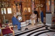 Με λαμπρότητα τίμησαν την εορτή του Αγ. Οσιομάρτυρα Παύλου στην Αροανία (φωτο)