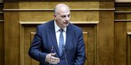 Τσιάρας: 'Με την αλλαγή που έκανε ο ΣΥΡΙΖΑ δεν μπορούν να στερηθούν τα πολιτικά τους δικαιώματα οι Χρυσαυγίτες'