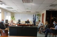 Πάτρα: Σύσκεψη για την εξέλιξη της πανδημίας στην Π.Ε. Αχαΐας