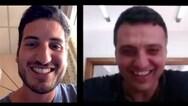 Κικίλιας: Συνομίλησε με τον 25χρονο που νόσησε από κορωνοϊό και είχε διασωληνωθεί (video)