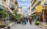 Κορωνοϊός - Στο 50% από αύριο η πληρότητα της εστίασης στην Αχαΐα