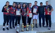 Πυγμαχία: Σάρωσε η Παναχαϊκή στο πανελλήνιο πρωτάθλημα στο Αγρίνιο