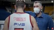 Παναθηναϊκός - Ολυμπιακός: Η συνάντηση Διαμαντίδη - Σπανούλη (video)