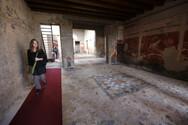 Καναδή τουρίστρια επέστρεψε αρχαία που είχε κλέψει από την Πομπηία