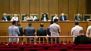 Δίκη Χρυσής Αυγής: Η εισαγγελέας πρότεινε κάθειρξη 13 ετών στη διευθυντική ομάδα