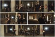 «Πάμε αδέλφια» με γκάιντες, βιολιά και τραγούδια (video)