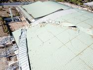 Κακοκαιρία: Σοβαρές ζημιές στο Ολυμπιακό κέντρο Γαλατσίου (φωτο)