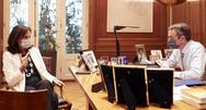 Άννα Διαμαντοπούλου: Γιατί αποδέχθηκα την πρόταση Μητσοτάκη για τον ΟΟΣΑ