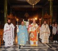 Πάτρα: 6η επέτειο από την Χειροτονία του Επισκόπου Κερνήτσης κ. Χρύσανθου (φωτο)