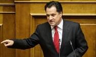 Άδωνις Γεωργιάδης: 'Η επιλογή της Αννας Διαμαντοπούλου για Γ.Γ. του ΟΟΣΑ είναι λαμπρή'