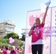 Πάτρα - Pink the City 2020: Live facebook event -  Παρουσιάζει, για 4η χρονιά, η Χριστίνα Λαμπίρη!