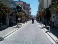 Δήμος Δυτικής Αχαΐας: 'Υποχρεωτική και σύννομη η κίτρινη διαγράμμιση'