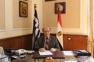 Πέθανε από κορωνοϊό ο πρόεδρος της Ελληνικής Κοινότητας Αλεξάνδρειας, Εδμόνδος Κασιμάτης