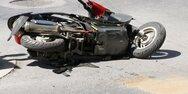 Πάτρα: Τροχαίο στην Έλληνος Στρατιώτου με δύο τραυματίες