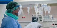 Κατέληξε ηλικιωμένος με κορωνοϊό στο νοσοκομείο Αγρινίου