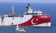 Πόλεμος νεύρων από την Τουρκία με το Oruc Reis