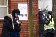 Γερμανία: 4.325 κρούσματα κορωνοϊού σε μια ημέρα