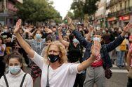 Ισπανία: Διαδηλωτές σε 24 πόλεις απαίτησαν την προσαγωγή του Χουάν Κάρλος στη δικαιοσύνη