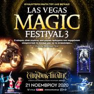 Las Vegas Magic Festival 3 at Christmas Theater