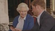 Η φάρσα του πρίγκιπα Harry στην βασίλισσα Ελισάβετ!