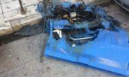 Πάτρα: Έκαψαν κάδο και έκοψαν δέντρο σε Λύκειο