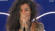 Big Brother: Ξέσπασε σε κλάματα η Ραμόνα Μοροσάνου (video)
