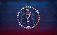 Champions League - Ο Μέσι έχει σκοράρει κόντρα σε 36 ομάδες