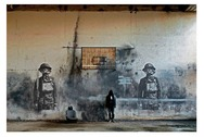 Ξεκινάει η τελευταία τοιχογραφία για το φετινό ArtWalk στην Πάτρα!