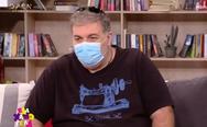 Δημήτρης Σταρόβας: «Έκανα μια συνάντηση για να είμαι coach στο J2US» (video)