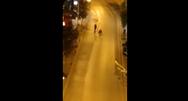 Δείτε τι έκαναν δύο νεαροί στην Κοζάνη κατά το νυχτερινό lockdown (video)