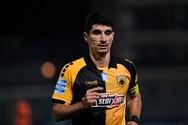 ΑΕΚ: Τις 300 συμμετοχές στο επαγγελματικό ποδόσφαιρο έφθασε ο Μάνταλος