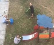 Πάτρα: Ενεργοί πολίτες έκαναν ανθρώπινη μια παιδική χαρά που έμοιαζε με ζούγκλα!