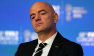 Νόσησε από κορωνοϊό ο πρόεδρος της FIFA, Τζιάνι Ινφαντίνο