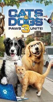 Προβολή Ταινίας 'Cats & Dogs 3' στην Odeon Entertainment