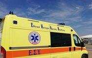 Τροχαίο στην Πάτρα - Τραυματίστηκε δικυκλιστής