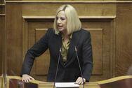 Γεννηματά: 'Ενωμένοι οι Έλληνες μπορούμε να κάνουμε τα αδύνατα, δυνατά'