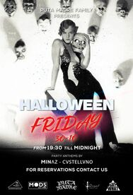 Halloween Afternoon at Mods Club