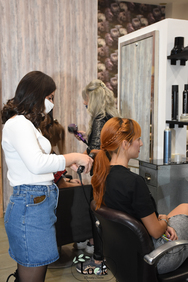 Opening στο Κομμωτήριο Look Beauty Salon 29-10-20
